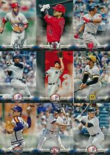 2018 Topps Series 2 - TOPPS SALUTE INSERTS - U Pick From List