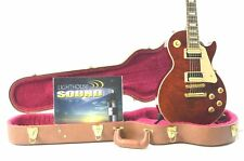 2013 Gibson Les Paul Traditional Pro II Electric Guitar - Wine Red w/OHSC