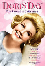 Doris Day: The Essential Collection NEW DVD FREE SHIPPING!!!