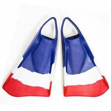 New Ally Floating ERS4 Swim/Bodyboarding Fins/Small/Red/White/Blue