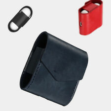Airpods Leather Case Cover Protector Pouch Storage Accessories For Apple Airpods