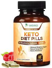 Keto Diet Pills - Keto Advanced Weight Loss - Burn Fat Instead of Carbs, Ketosis