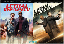 Lethal Weapon: The Complete Series Season (DVD, 2018, 4-Disc Box Set) New Sealed