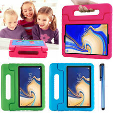 """Kids Safe EVA Foam Handle Stand Case Cover For Samsung Galaxy Tab A S4 8"""" 10.5"""""""