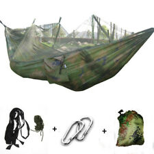 Maximum Camping Tent Portable Folded Travel Jungle Outdoor Hammock Mosquito Bed