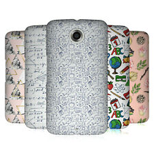 OFFICIAL JULIA BADEEVA ASSORTED PATTERNS 3 HARD BACK CASE FOR MOTOROLA PHONES 2