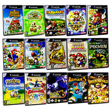 Gamecube Game Mario Kart Party Smash Football Sunshine Pokemon