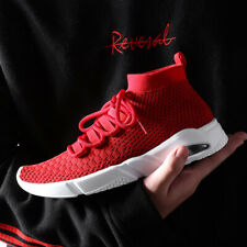 Men's New 2019 Air Cushion Athletic Jogging Breathable Sneakers Running Shoes