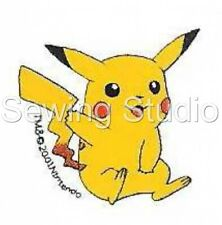 POKEMON COLLECTION DESIGNS - MACHINE EMBROIDERY DESIGNS ON CD OR USB