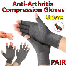 Medical Arthritis Gloves Compression Copper Pain Relief Hand Wrist Support Brace