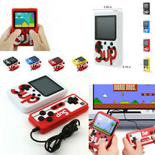 NEW SUP 8 Bit Mini TV Handheld Game Box Console Retro Built-in 400 Classic Games