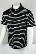 New Under Armour Men's Performance Golf Polo 2.0 Black Pitch Gray 1342082 001