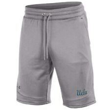 UCLA Bruins Under Armour Tech Terry Shorts - Heathered Gray
