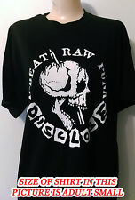 Disclose D-Beat Raw Punk Shirt