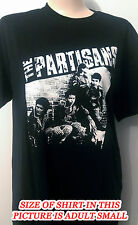 Partisans - Group - Black Shirt (Fast Shipping)
