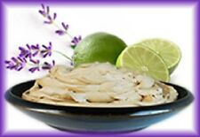 Lime and Lavender- Rhassoul Clay Facial Mask-Anti Aging