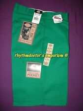 "Dickies Mens 42283 KG 13"" Loose Fit Cell Multi Use Pocket Work Short Kelly Green"