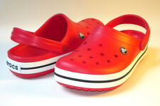 Crocs Crocband Red all size 4 5 6 7 8 9 10 11 12 13
