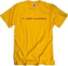 Aero California Retro Logo Mexican Airline T-Shirt