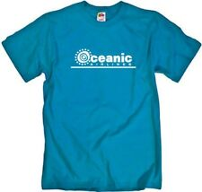 Oceanic Airlines Vintage Logo Fictional Airline T-Shirt