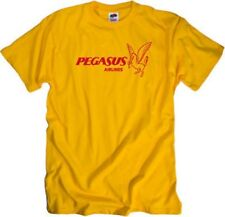 Pegasus Airlines Retro Logo Turkish Airline T-Shirt