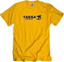 TAESA Retro Logo Defunct Mexican Airline T-Shirt