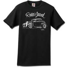 Weesner Deuce Coupe Tee, T-Shirt, Hot Rod, Rat Rod, ford, 1932