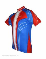 New genuine Barbedo full zipper cycling jersey UV protection tech dry back pkets