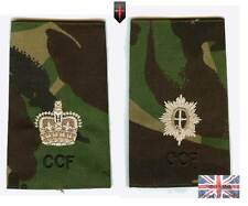 CCF Guards ALL Officers Rank Slide Combined Cadet Force (Foot Guards