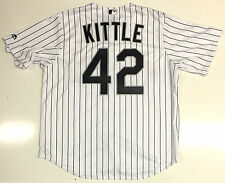 RON KITTLE CHICAGO WHITE SOX MAJESTIC JERSEY