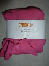 Gymboree PANDA ACADEMY Light Pink Bow Leggings Pant NWT 3