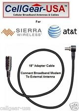 Sierra Wireless AT&T Lightning USB 305 Modem External Antenna Adapter