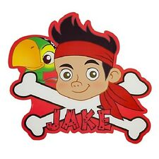 JaKe and the NeVerLaNd PiRaTeS~Place Mat~Flatware~Bowl~Plate~NWT~Disney Store