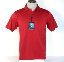 Adidas Golf ClimaCool Dark Red Short Sleeve Polo Shirt Mens NWT