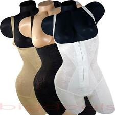 Full Body Shaper Suit Waist Underbust Cincher Control Girdle Firm Support 051