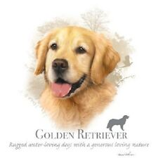 GOLDEN RETREIVER  New Profile  Dog  Tshirt   Sizes/Colors