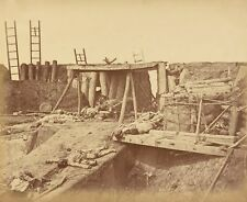 Interior Angle North Fort Immediately After Capture Felice Beato British Born It