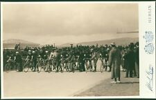 Photo Print Reproduction Olympic Games 1896 Cyclists Beginning Twelve Hour