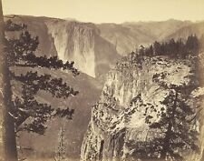 Photo Print Reproduction First View Of Valley Carleton Watkins American 18