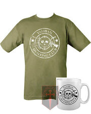 Taliban Hunting Club Green T-shirt - and Mug ( High quality military PARA Army