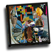 Klaxons - Myths Of The Near Future Giclee Canvas Album Cover Picture Art
