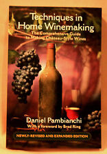 Wine Making & Mead Making Books (choose from 3 titles) - How-to's & Recipes!!