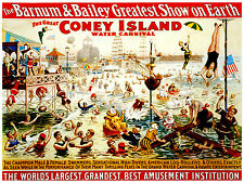 364.Decorative Art.Graphics to decorate home office.Water Carnival POSTER.
