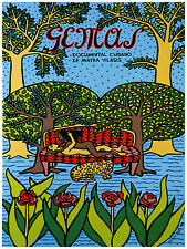 797.Gemas Cuban film wall Art Decoration POSTER.Graphics to decorate home office