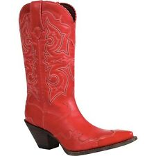 NEW with BOX! #RD3485 Crush by Durango Women's Western Boot - Red