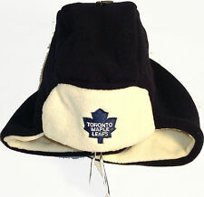 TORONTO MAPLE LEAFS 2007 AVIATOR BOYS TOQUE WINTER HAT KNIT BEANIE NEW