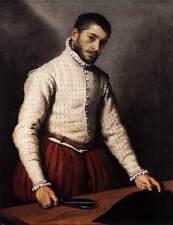 Photo Print The Tailor Moroni, Giovanni Battista - in various sizes jwg-11803