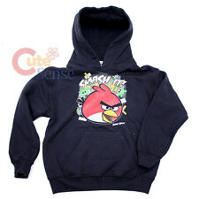 Angry Birds Kids Hoddie Sweatshirt : Angriest Attack - Kids Youth (4 Size)