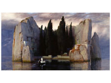 Photo Print The Isle of the Dead Becklin, Arnold - in various sizes jwg-20331