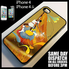 Cover for iPhone 4/4S/4G Basketball Hoop Ball Jersey Cartoon  Phone Case *8030